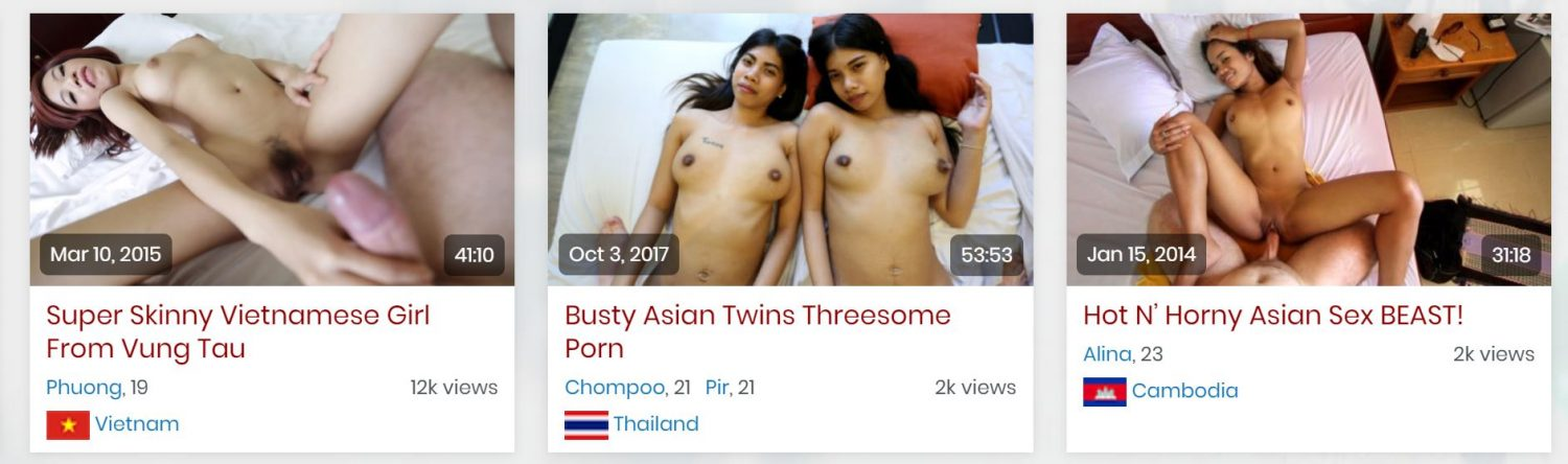 Asian Sex Diary video banner 1